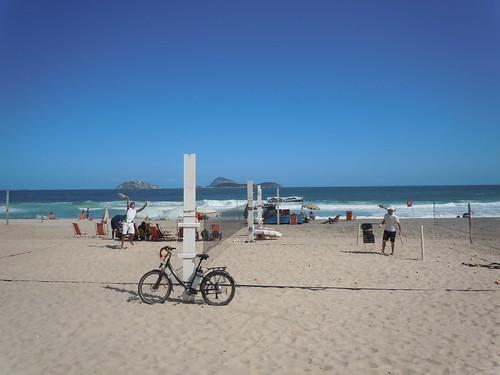 Sand Tennis, Ipanema