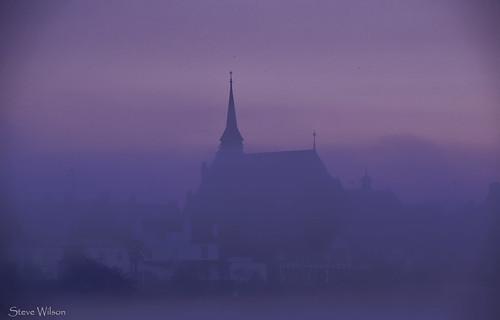 Morning Mist by Steve Wilson - over 2 million views Thanks !!