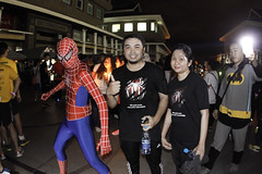 Brunei_BSB_SPiderman_with_fans_Armie