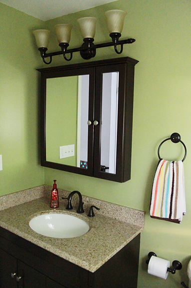 Chrome Paint Bathroom Fixtures