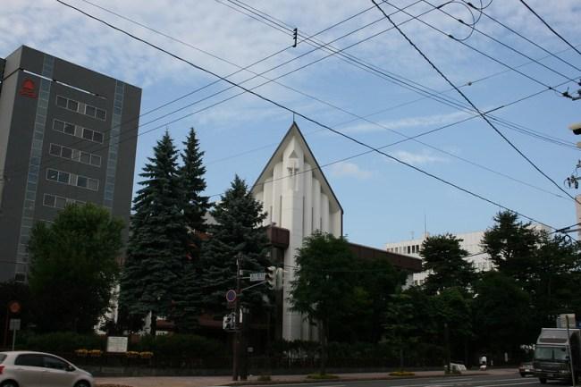 IMG_2183_田上義也-札幌北一条教会_modern-church_hokkaido_japan