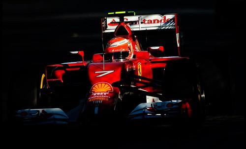 Kimi Raikkonen Ferrari F14 T. F1 World Championship, GP de Australia by saltez
