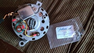 Ford Muscle Forums : Ford Muscle Cars Tech Forum  1963 170ci Generator to Alternator Conversion