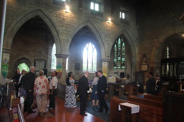 Ali & Leanne Cornwall's Wedding