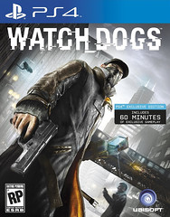 Watch_Dogs on PS4