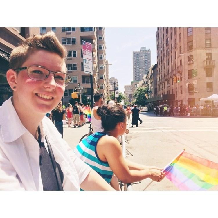 NYC Pride!! ❤️  #pride #nycpride #love