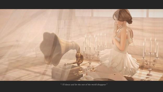 Ballerina Solitude