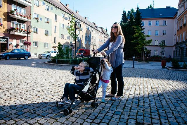 Living in Český Těšín (6/27/14)