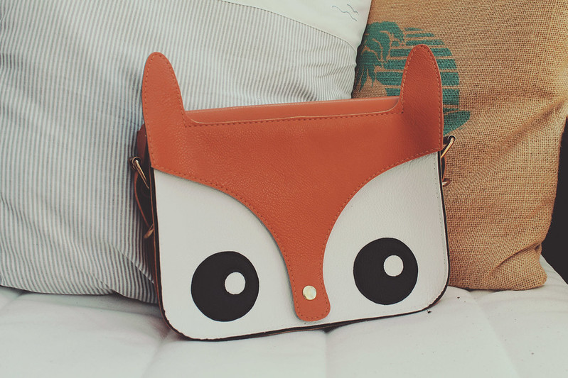 Fox satchel