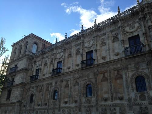 Convento de San Marcos, León