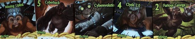 Cyborg Apes