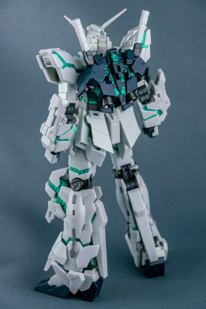 【抽選販売】ROBOT魂 SIDE MS ユニコーンガンダム(デストロイモード)重塗装Ver.