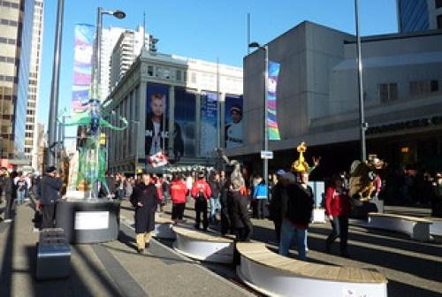 2010 Vancouver Jeux Olympiques 16/02