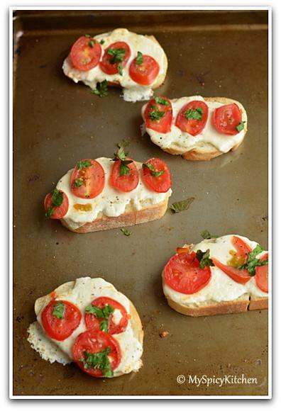 Italian Food, Italian Cuisine, Toasted Italian Bread,
