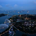 08 Viajefilos en Singapur, Vistas Marina Sands 14