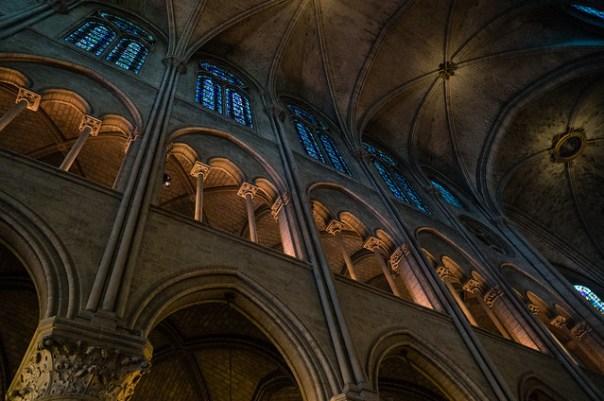 Notre Dame's Interior