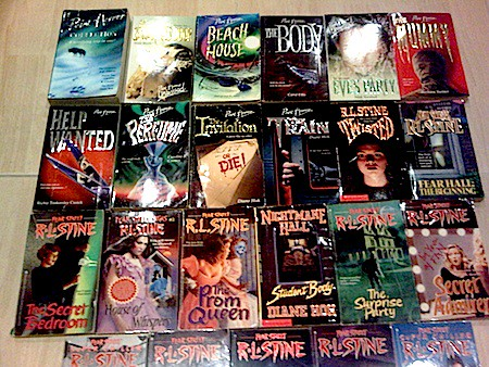 Point-Horror-Collection
