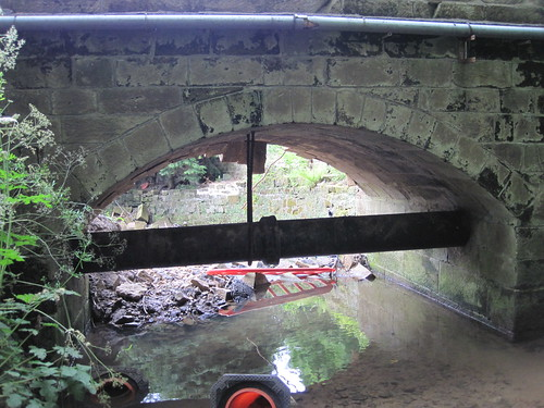 Gaskell Lane Bridge, Loftus
