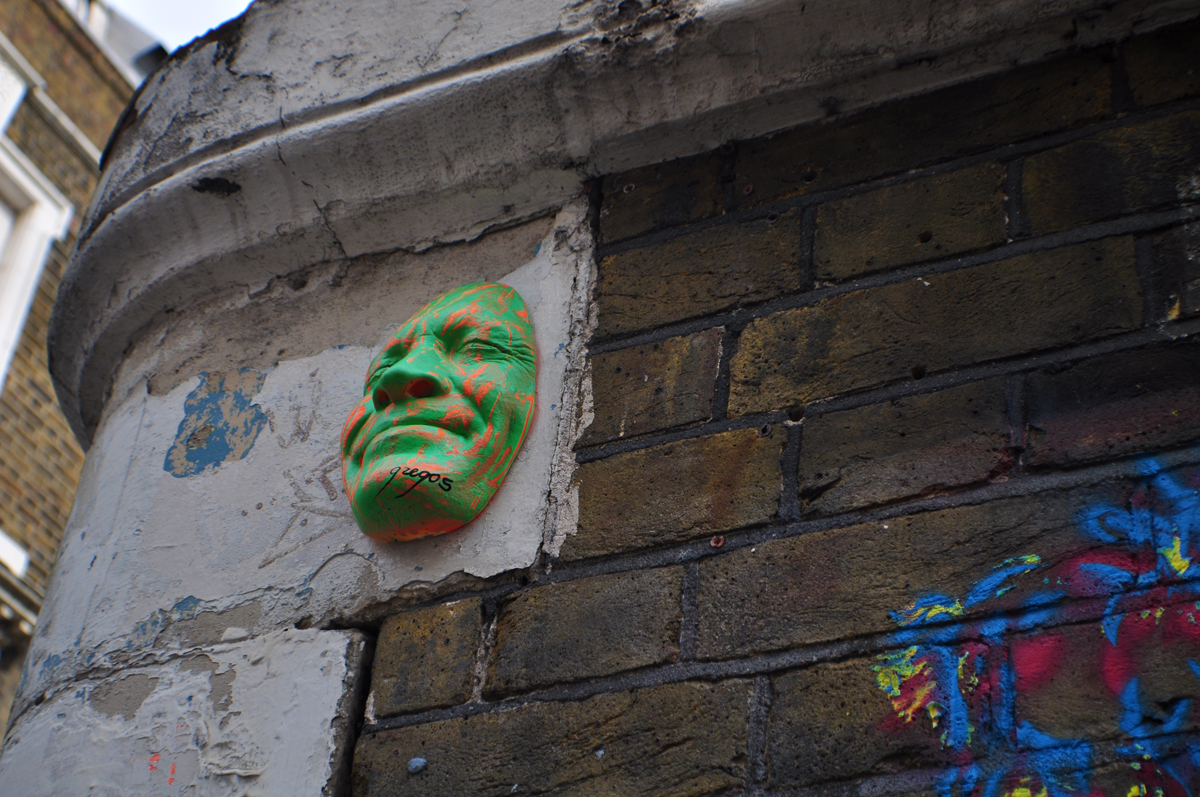 Gregos in London