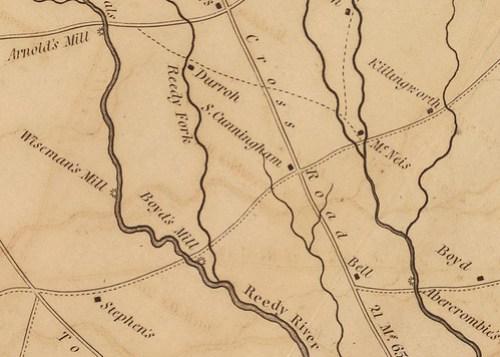 Boyds Mill 1825