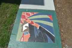 830 Sidewalk Art