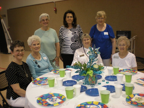 UMW 2014 Officers at June 3rd Birthday Luncheon.