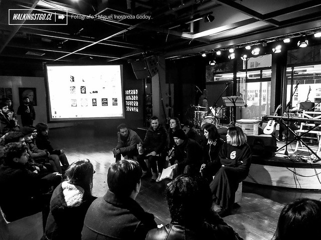 """#PUMALabWorkshop """"Diseñando Gráficamente La Música Independiente"""" en @PUMALAB con @corderolobo_com en vivo + 4 diseñadores que han creado afiches, volantes y portadas de discos en la música independiente."""
