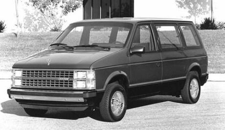 1985 Dodge Caravan SE