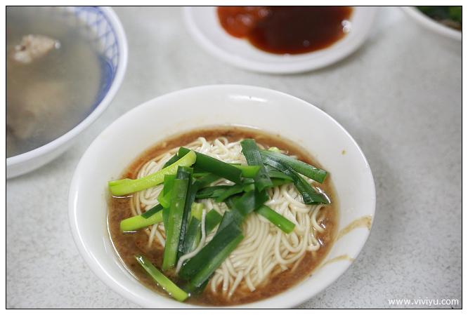 台北,小吃,美食,老麵店 @VIVIYU小世界