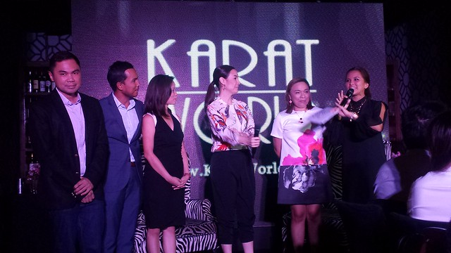 Gretchen Barretto x Karat World #Iconic Launch at CAV