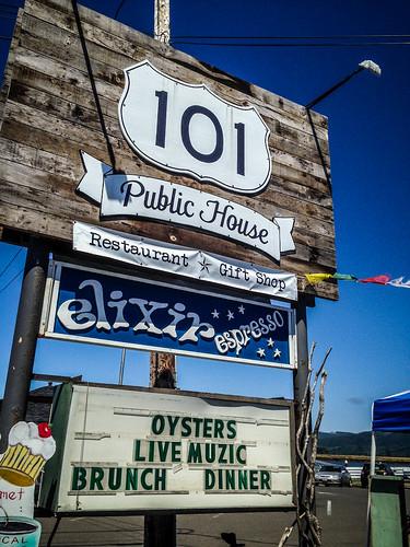101 Roadhouse near Raymond