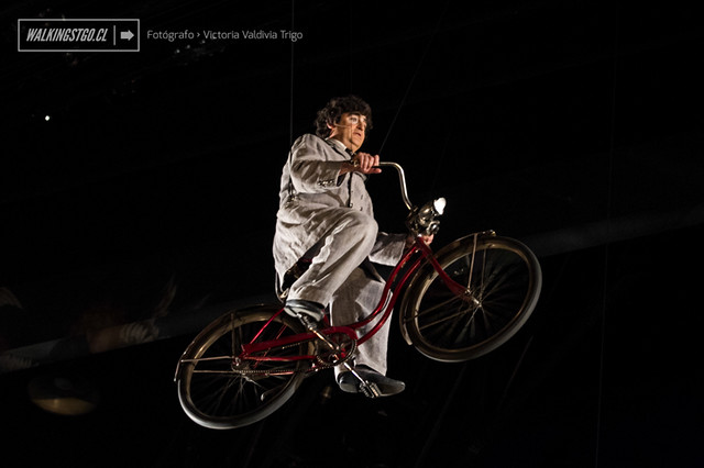 """""""Corteo"""" del Cirque Du Soleil en Gran Carpa Ciudad Empresarial"""