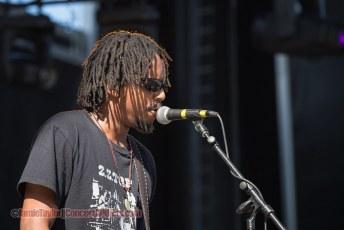 Black Joe Lewis @ Squamish Valley Music Festival - August 9th 2014