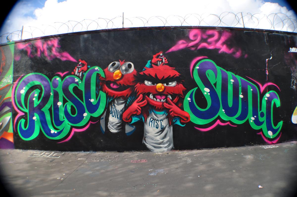 Risc Sun.C Muppet Show