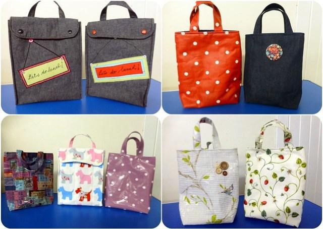 Lunchbags Workshop Sept'14