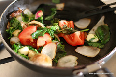 onion tomato+mint