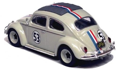 Mattel Hot Wheels VW Herbie (2)