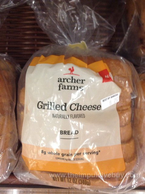 Archer Farms Grilled Cheese Flavored Bread
