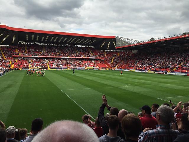 Boro vs Charlton