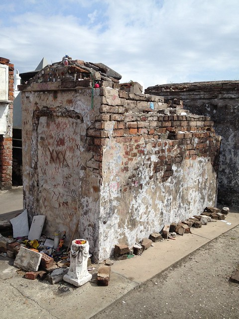 St. Louis Cemetery #1, New Orleans