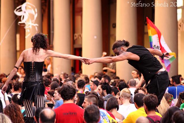 Bologna Pride 2014 - Bologna, Italy