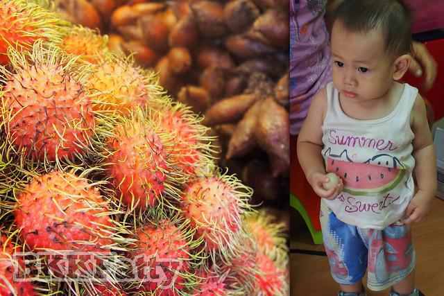 summer sweet amazing thai fruit