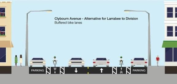 clybourn-buffered-bike-lane
