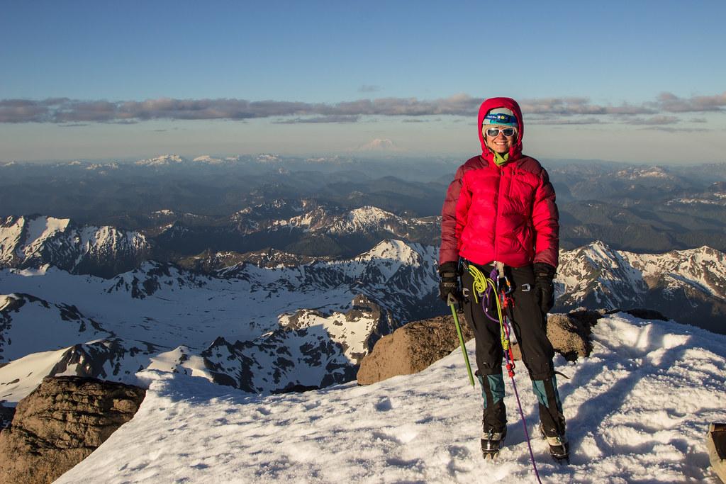 Glacier Peak Climb