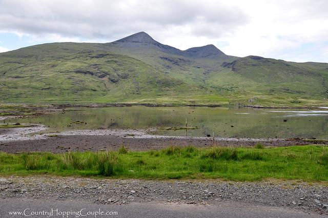 BenMore, Munro in Mull Island
