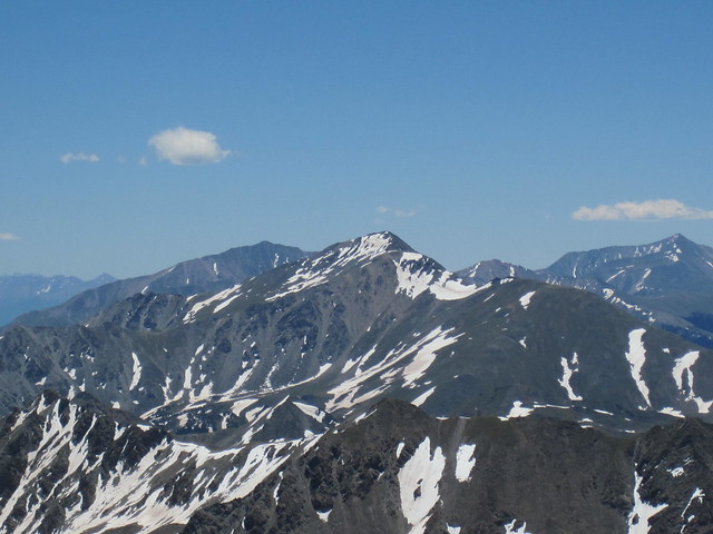 Picture from Missouri Mountain, Colorado