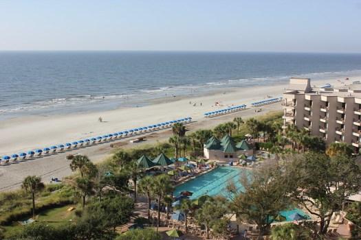 Hilton Head Marriott Resort, South Carolina