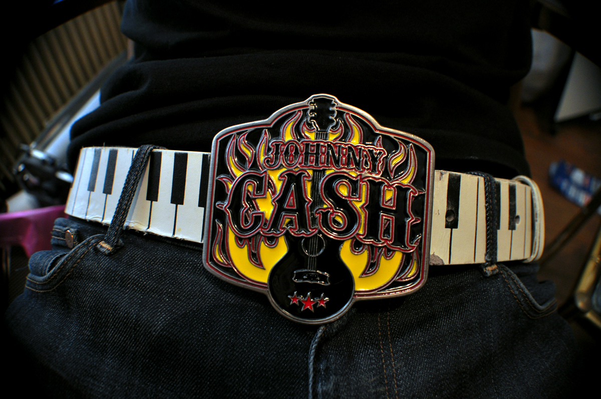 Ceinture JOHNNY CASH