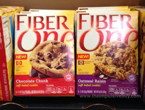 Fiber One Soft-Baked Cookies