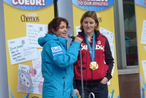 2010 Vancouver Jeux Olympiques 27/02